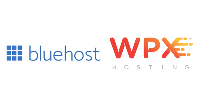 bluehost vs wpxhosting