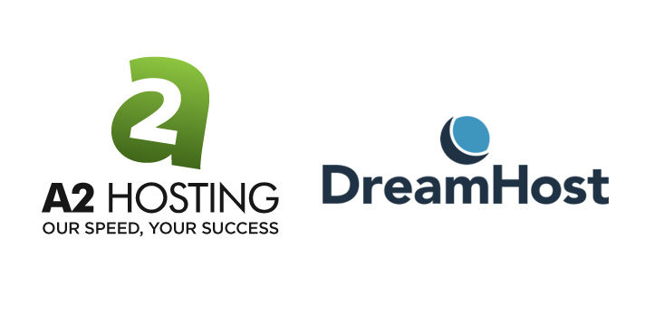 a2hosting vs dreamhost