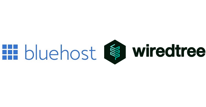 Bluehost vs Wiredtree