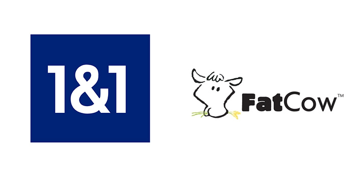 1and1 vs Fatcow web hosting comparison