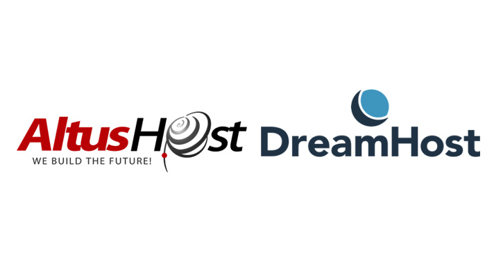 AltusHost vs DreamHost